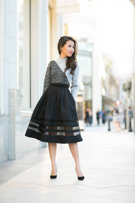 Trendy Skirts for This Season 21 Stylish Outfit Ideas  (12)