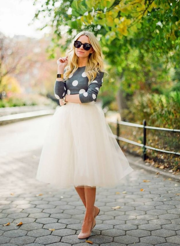 Trendy Skirts for This Season 21 Stylish Outfit Ideas  (17)