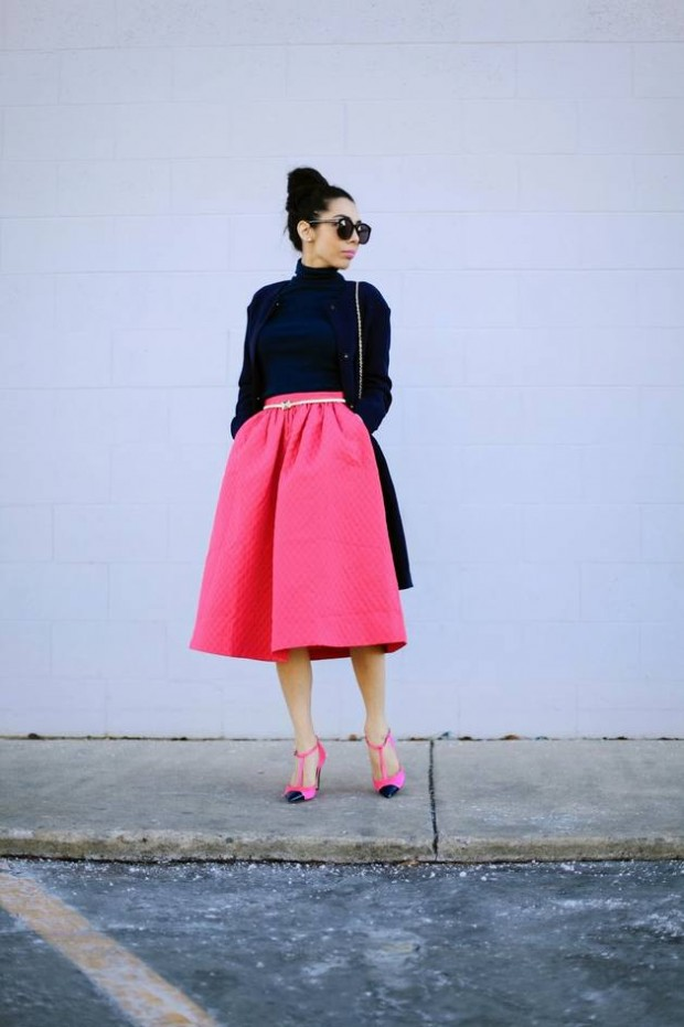 Trendy Skirts for This Season 21 Stylish Outfit Ideas  (19)