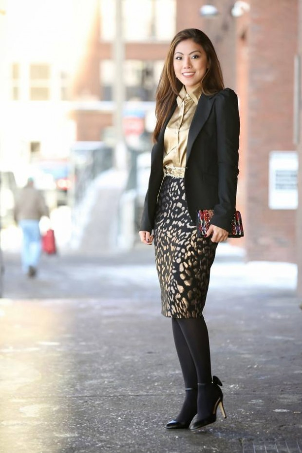 Trendy Skirts for This Season 21 Stylish Outfit Ideas  (2)