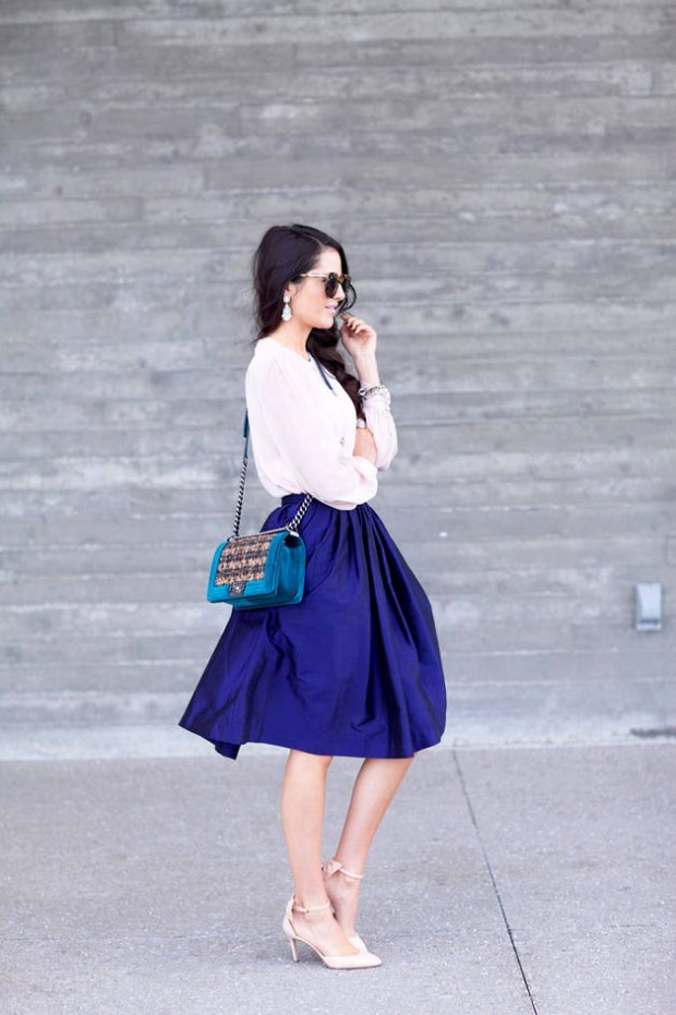 Trendy Skirts for This Season 21 Stylish Outfit Ideas  (20)