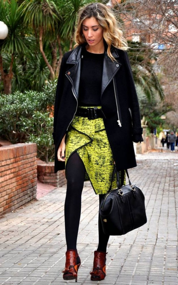 Trendy Skirts for This Season 21 Stylish Outfit Ideas  (5)