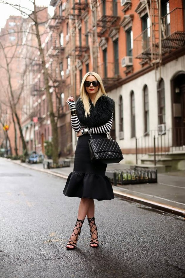 Trendy Skirts for This Season 21 Stylish Outfit Ideas  (6)