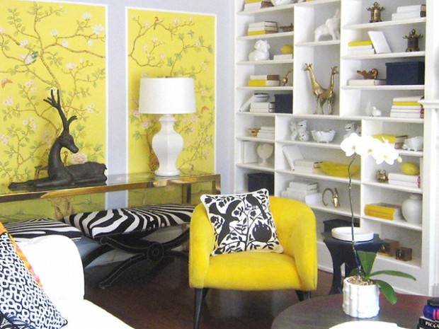 Yellow Details for Perfect Interior Decor 18 Inspiring Ideas (10)