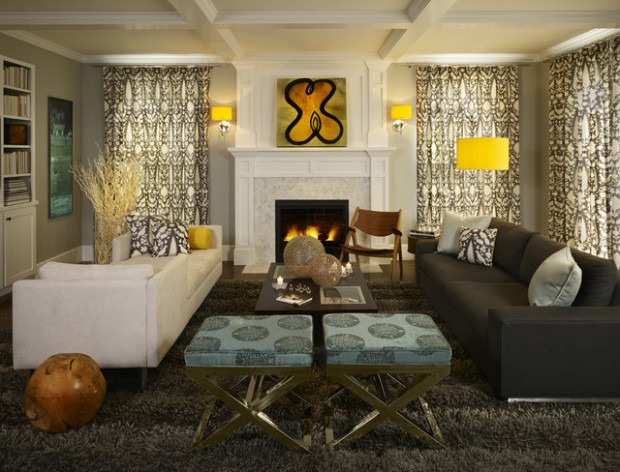Yellow Details for Perfect Interior Decor 18 Inspiring Ideas (3)