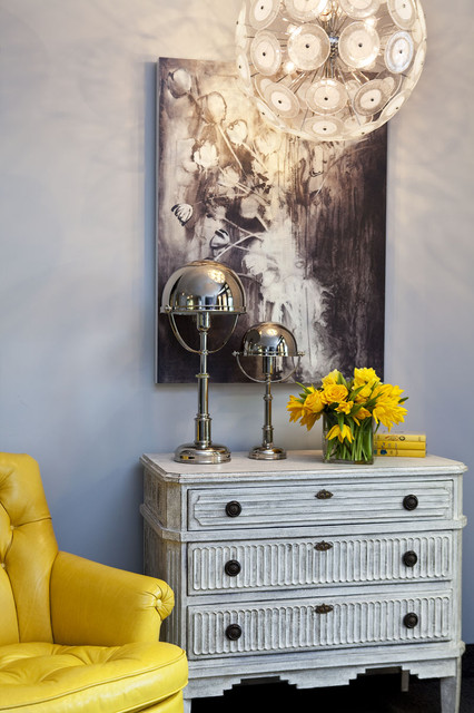 Yellow Details for Perfect Interior Decor: 18 Inspiring Ideas