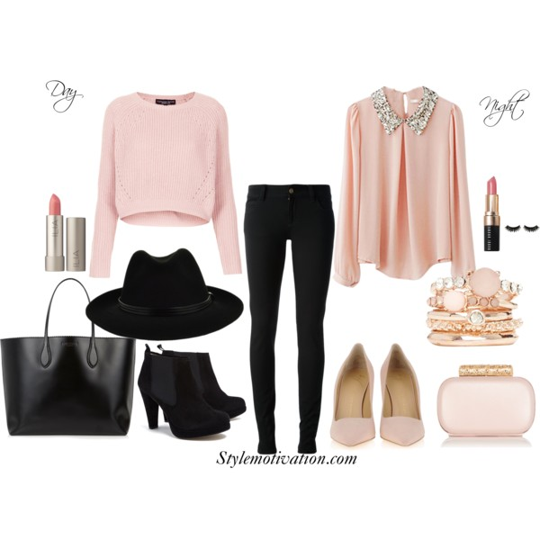 16 Amazing Day To Night Outfit Ideas