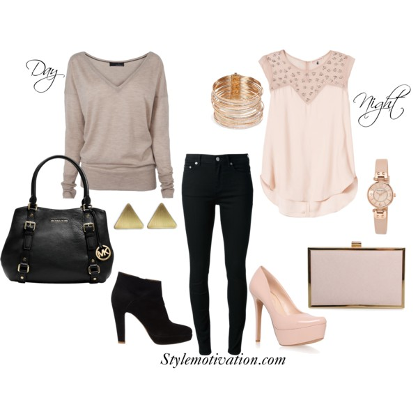 day to night outfits- style motivation (2)