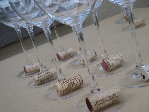 Add Charm to Your Wine Glasses: 20 Great DIY Wine Charms Ideas ...