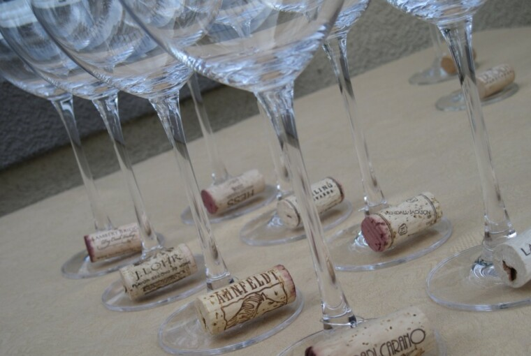 Add Charm to Your Wine Glasses: 20 Great DIY Wine Charms Ideas - wine glasses, wine charms, diy wine charms projects, diy