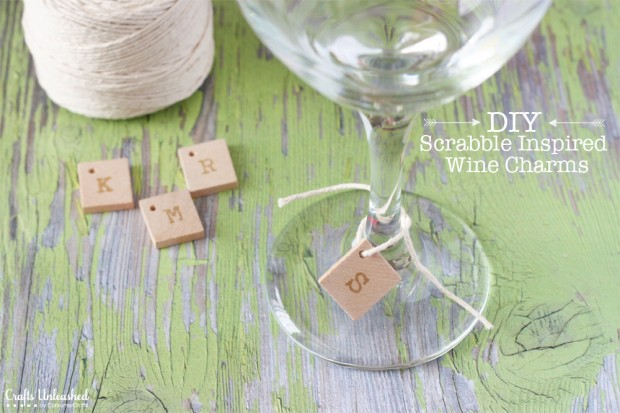 Add Charm to Your Wine Glasses: 20 Great DIY Wine Charms Ideas
