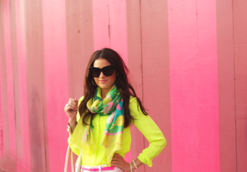 10 Dramatic Neon Ideas For More Attractive Outfit - woman dresses, outfit for woman, Neon outfit, Neon ideas, Neon