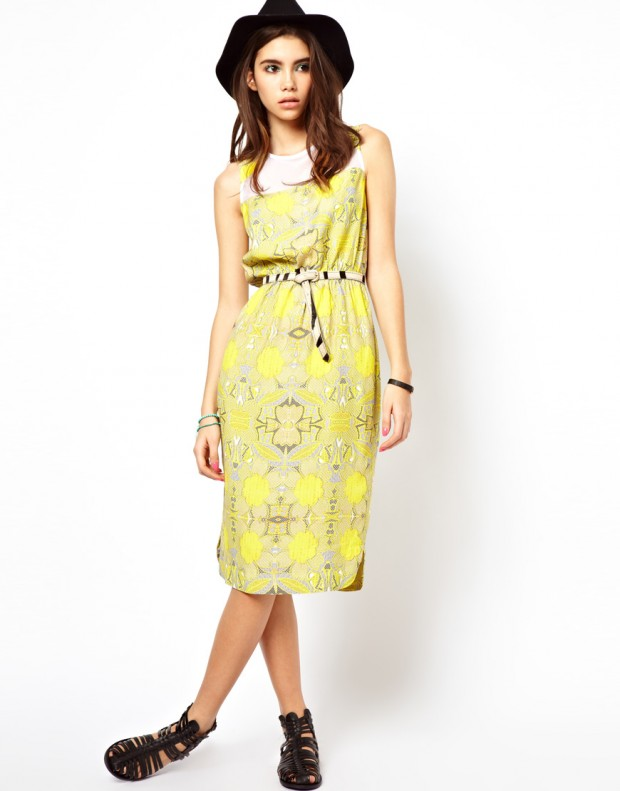 19 Trendy Floral Dresses for Hot Spring and Summer Days