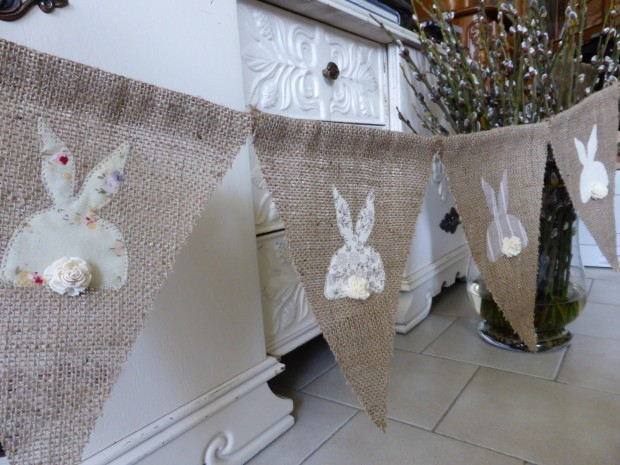 15 Awesome Handmade Easter Banner Decorations (15)