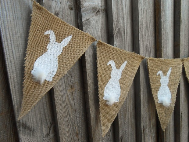 15 Awesome Handmade Easter Banner Decorations (3)
