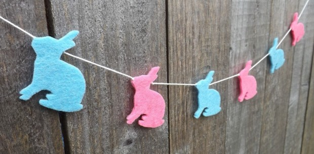 15 Awesome Handmade Easter Banner Decorations (5)