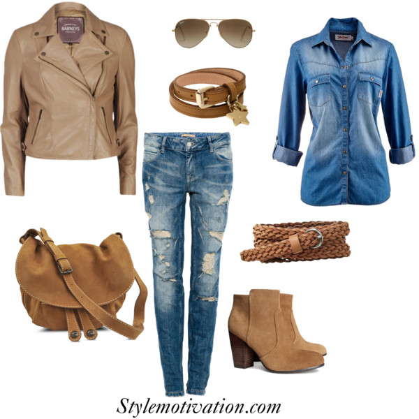 15 Casual Spring Outfit Combinations (12)