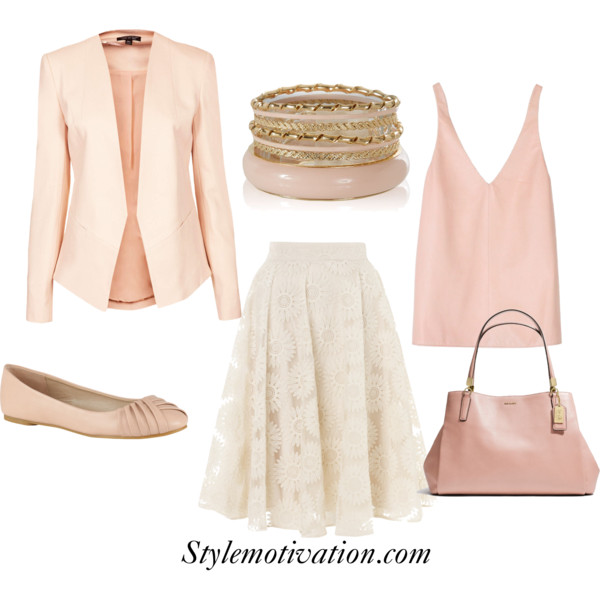 15 Casual Spring Outfit Combinations (15)
