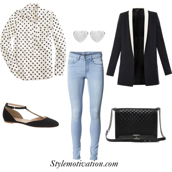 15 Casual Spring Outfit Combinations (6)