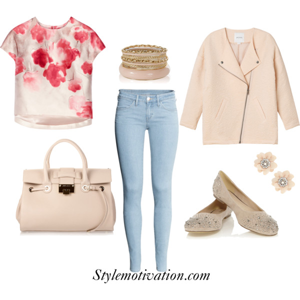 15 Casual Spring Outfit Combinations (8)