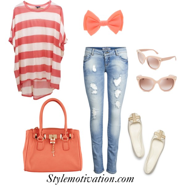 15 Casual Spring Outfit Combinations (9)
