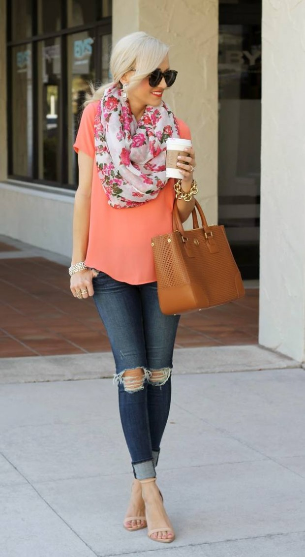15 Popular Outfit Ideas to Inspire Your Spring Look (11)