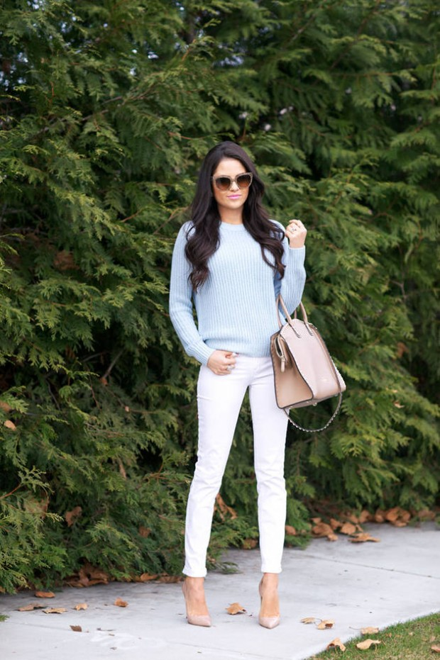 15 Popular Outfit Ideas to Inspire Your Spring Look (15)