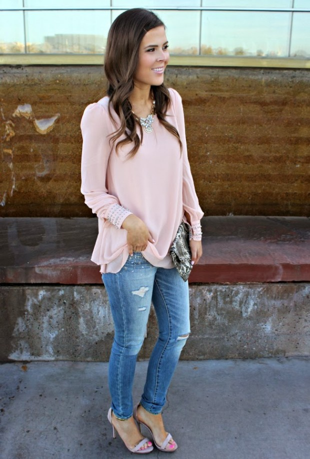 15 Popular Outfit Ideas to Inspire Your Spring Look (3)