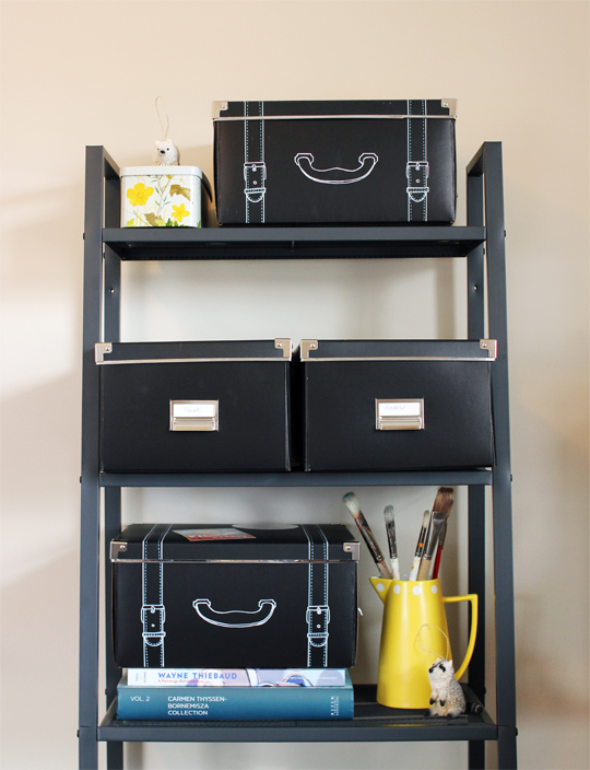 16 Great DIY Storage Project for Perfect Organization  (4)
