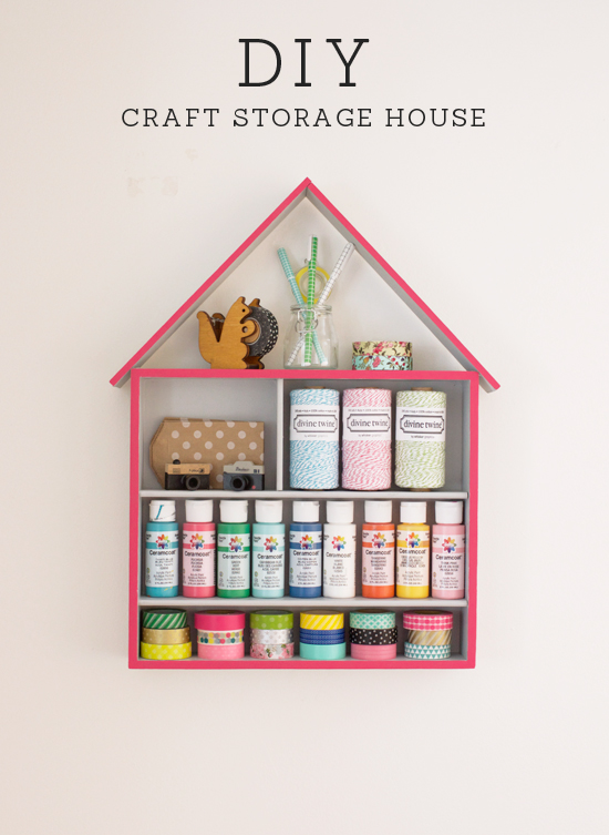 16 Great DIY Storage Project for Perfect Organization  (7)