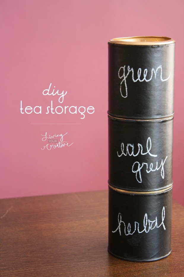 16 Great DIY Storage Project for Perfect Organization  (9)
