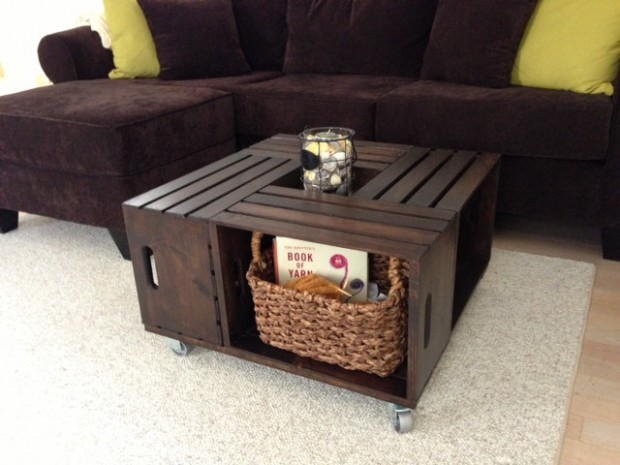 16 Handy DIY Projects From Old Wooden Crates (12)