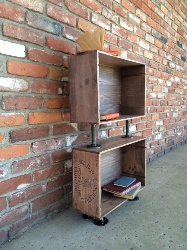 16 Handy DIY Projects From Old Wooden Crates (13)