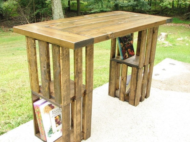 16 Handy DIY Projects From Old Wooden Crates (3)