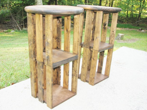 16 Handy DIY Projects From Old Wooden Crates (5)