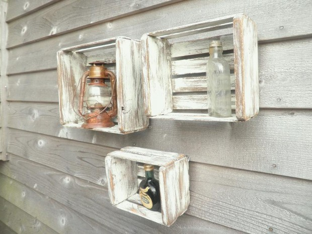 16 Handy DIY Projects From Old Wooden Crates (6)