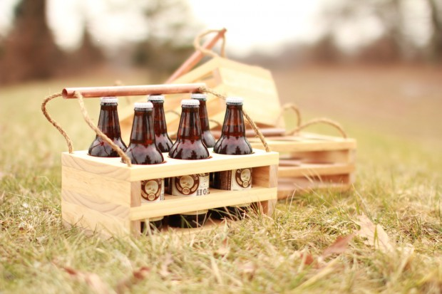 16 Handy DIY Projects From Old Wooden Crates