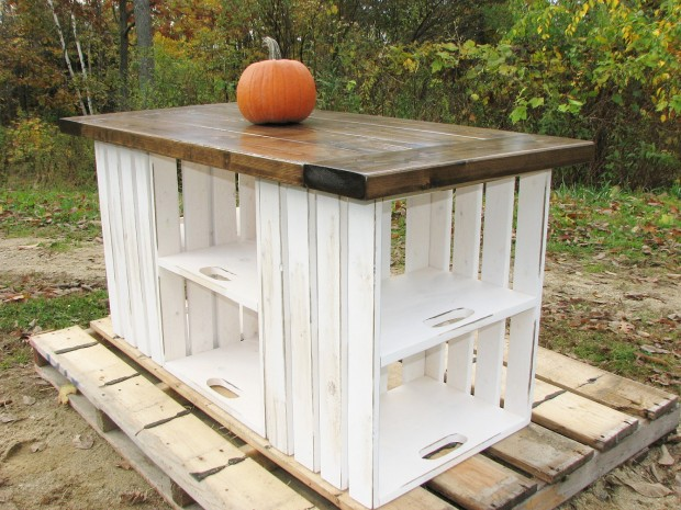 16 Handy DIY Projects From Old Wooden Crates (9)