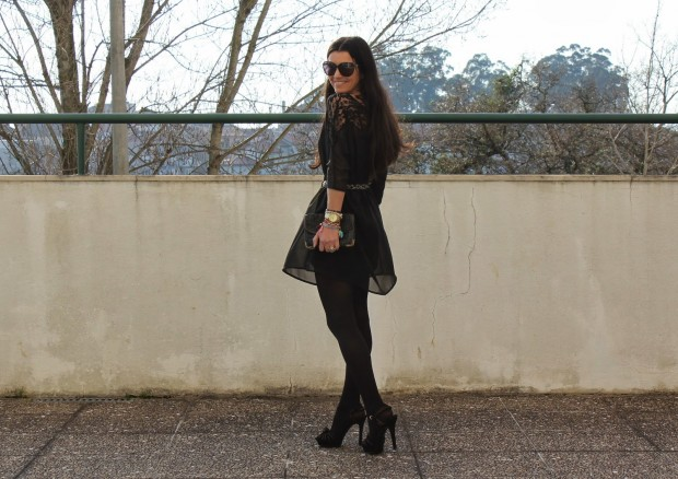 18 Lovely Womans Outfits with Tights