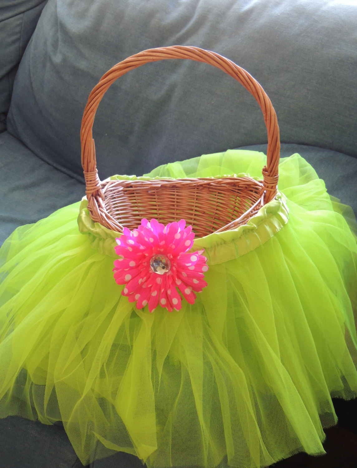 17 Adorable Handmade Easter Basket Designs Style Motivation
