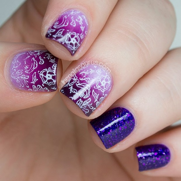 17 Amazing Nail Designs You Should Definitely Try This Season (13)