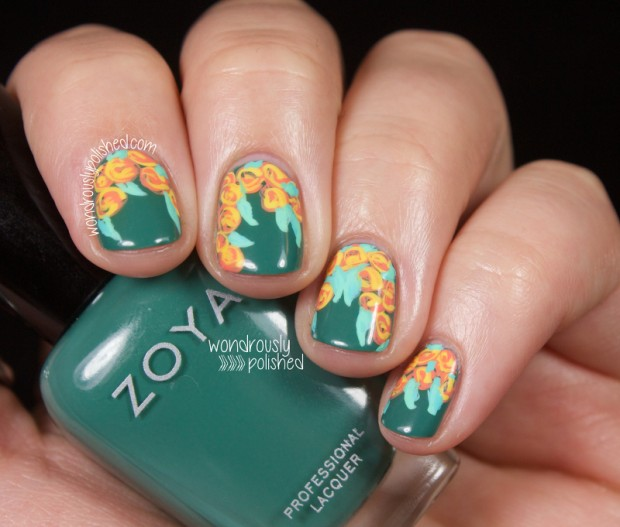 17 Cute Nail Art Ideas for Spring - Style Motivation