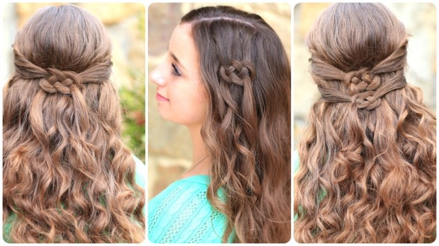 Day Hairstyles For Long Hair: 17 Gorgeous Easy Hairstyle Ideas For Spring Days