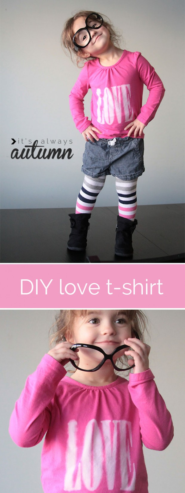 18 Adorable DIY Clothing Projects for Your Little Ones  (14)
