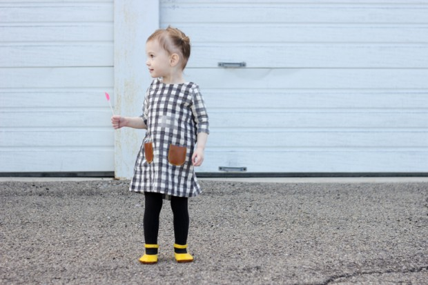 18 Adorable DIY Clothing Projects for Your Little Ones  (16)