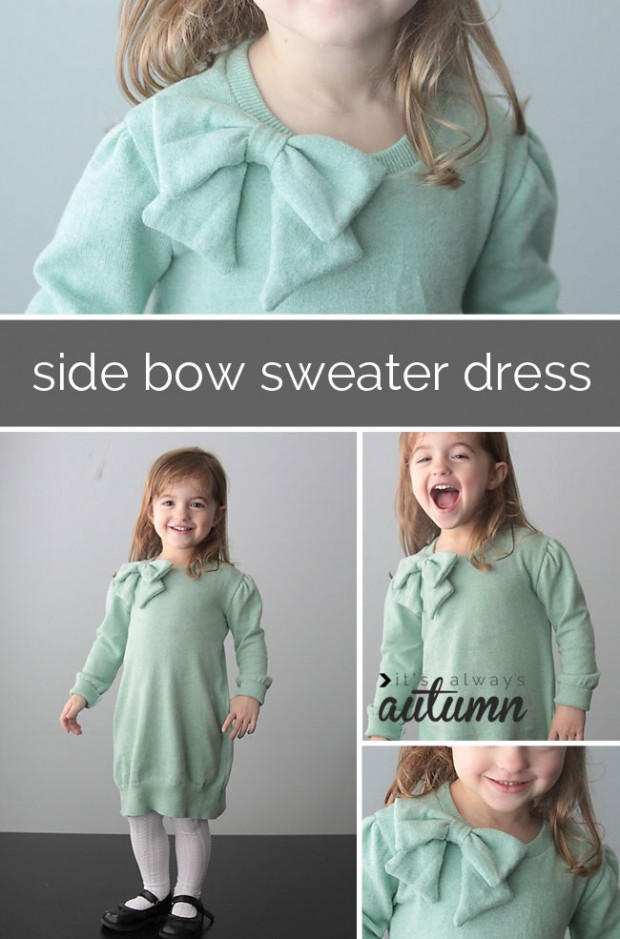 18 Adorable DIY Clothing Projects for Your Little Ones  (17)