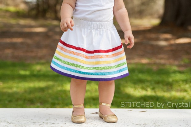 18 Adorable DIY Clothing Projects for Your Little Ones  (3)