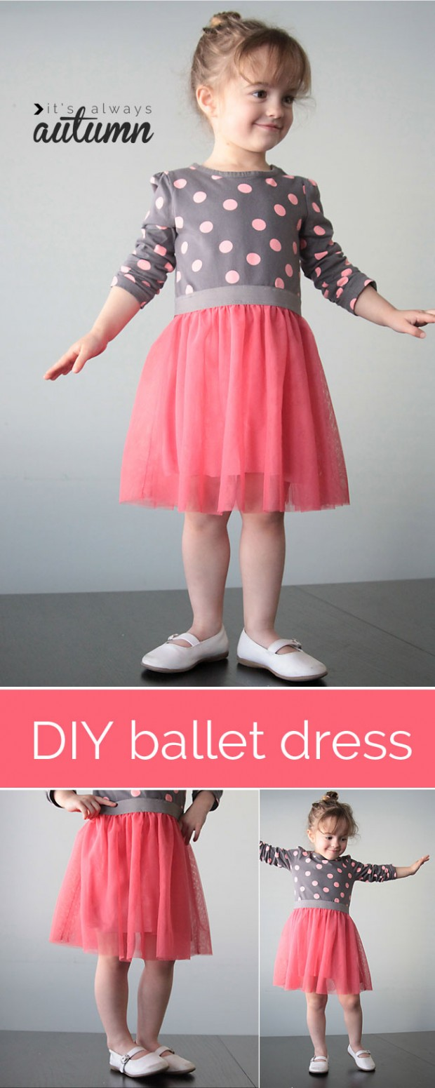 18 Adorable DIY Clothing Projects for Your Little Ones  (4)