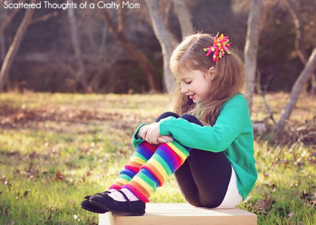 18 Adorable DIY Clothing Projects for Your Little Ones  (8)