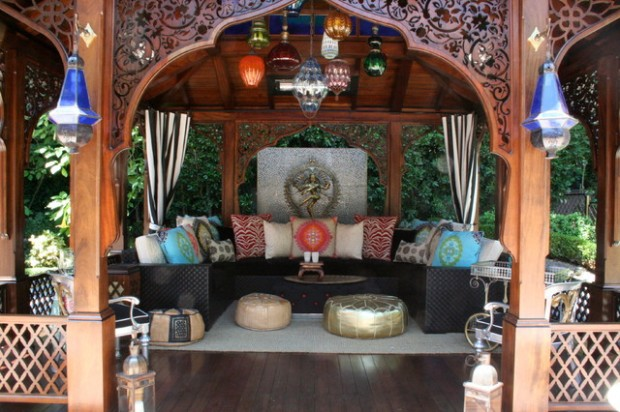 Etonnant 18 Amazing Moroccan Style Patio Design Ideas
